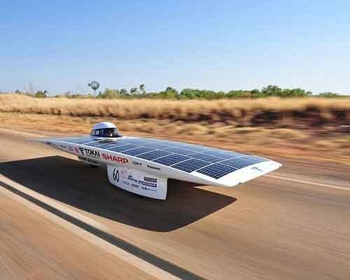 12 حمل و نقل خورشیدی
