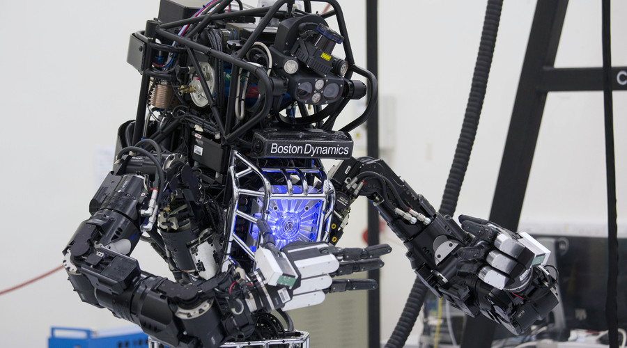 56eb1bfdc36188c1418b45e8 آشنایی با ربات های بوستون داینامیک