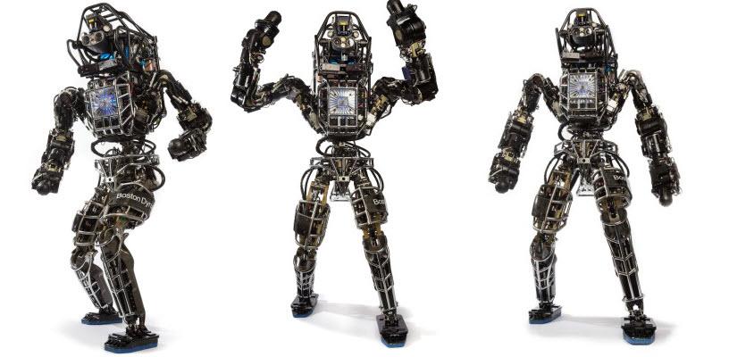 Atlas robot آشنایی با ربات های بوستون داینامیک